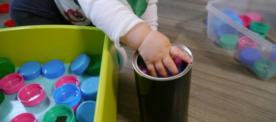 boites à formes pour bébé