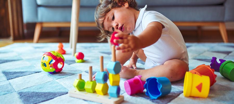 choisir des tapis de jeux pour vos bébés